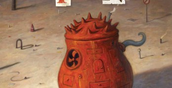 Shaun Tan: Lost & Found