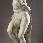 Rebellious Slave Marble -Michelangelo-1513