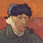Self Portrait - Vincent van Gogh - 1889