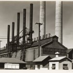 Steel Mill-Edward Weston-1941