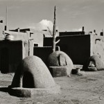Taos Pueblo New Mexico-Edward Weston-1930