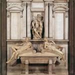 Tomb of Lorenzo de Medici Marble -Michelangelo-1524-1531