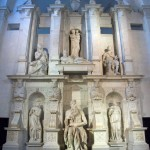 Tomb of Pope Julius II-MichelAngelo-1503