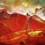 Colorado of Medusa-Max-Ernst-1953