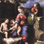 Holy-Family-below-the-Oak-Raphael-1518