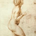 Kneeling-Nude-Woman-Raphael-1518