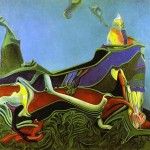 Landscape with Wheatgerm-Max-Ernst-1936