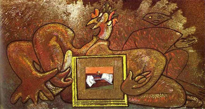 Max Ernst: 1891-1976