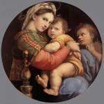 Madonna-della-Seggiola-Raphael-1514