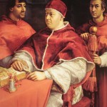 Portrait-of-Pope-Leo-X-and-Two-Cardinals-Raphael-1519-19