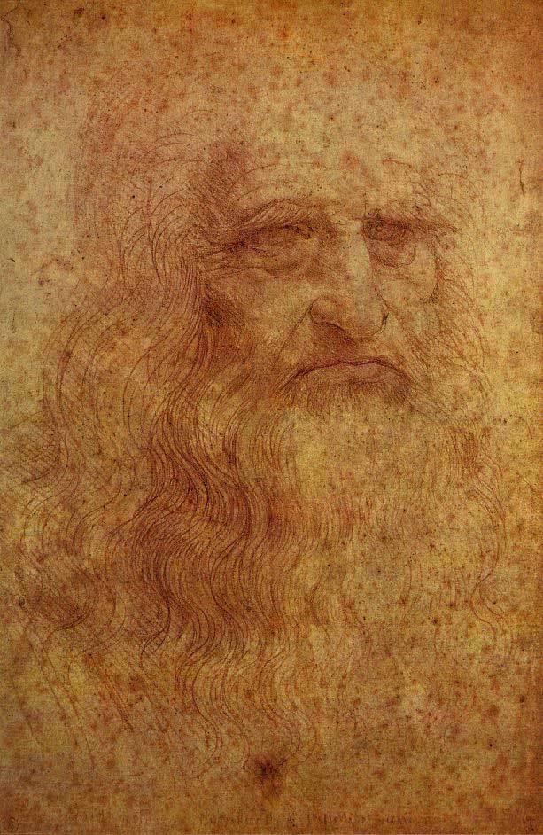 Leonardo da Vinci: 1452 – 1519