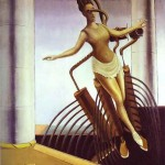 The Equivocal Woman-Max-Ernst-1923