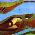 The Garden of France-Max-Ernst-1962