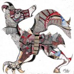 winged-horse-Michael-Fields