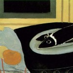 Black Fish-Georges Braque-1942