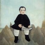 Boy-on-the-Rocks--Henri-Rousseau-1895-97