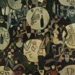 Cabaret_Scene-Salvador-Dali-1922