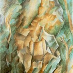 Castle-at-La-Roche-Guyon-Georges-Braque-1909