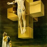 Crucifixion-Salvador-Dali-1954