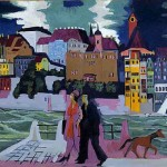 Ernst_Ludwig_Kirchner_View_of_Basel_and_the_Rhine-1927-28