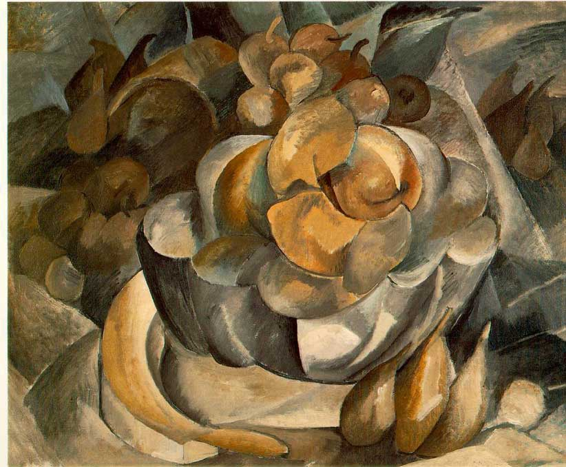 Georges Braque :: Cubism :: Allpaintings Art Portal