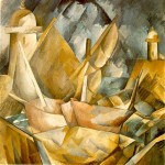 Harbor-in-Normandy-Georges-Braque-1909