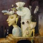 Zdenek Janda: Painting