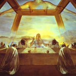 Sacrament-of-the-Last-Supper-Salvador-Dali-1955