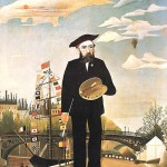 Self-Portrait-Henri-Rousseau-1890