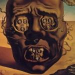 The_Face_of_War-Salvador-Dali-1940