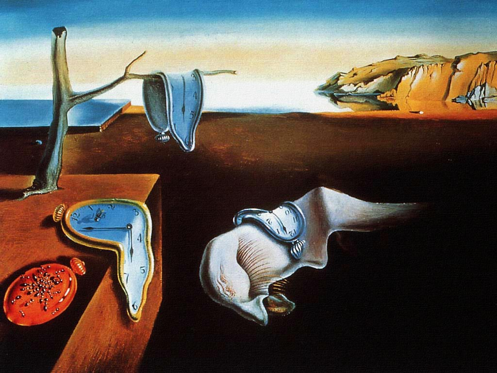 Salvador Dali: 1904 – 1989