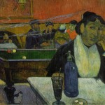 At-the-Cafe-Paul-Gauguin-1888