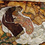 Death-and-the-Maiden--Egon-Schiele-1915
