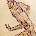 Fighter---Egon-Schiele---1913