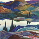 Mirror-Lake- Franklin-Carmichael-1929