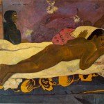 Spirit-of-the-Dead-Watching-Paul-Gauguin-1892