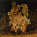The Family-Egon Schiele- 1918