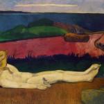 The-Loss-of-Virginity-Paul-Gauguin-1890-91