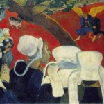 The-Vision-After-the-Sermon-Paul-Gauguin-1888