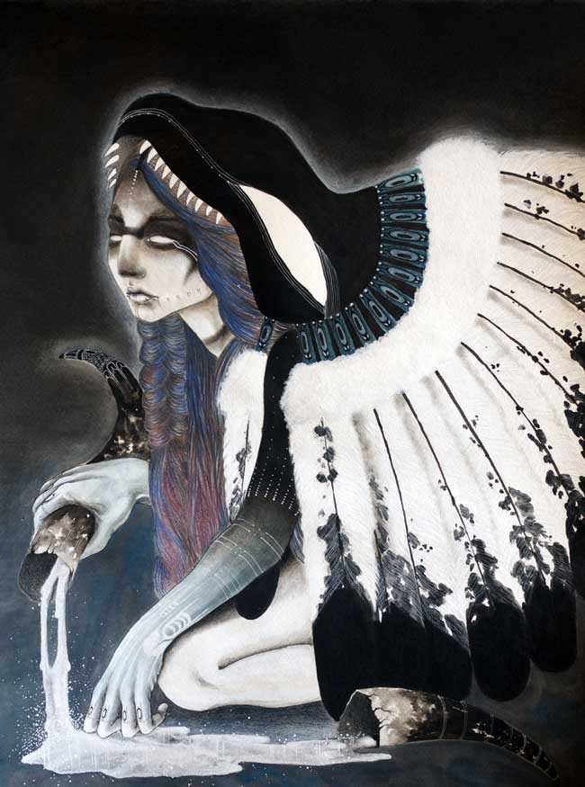 Chelsea Brown: Painting/Drawing