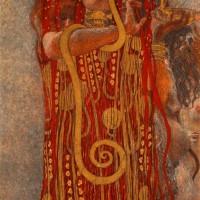 Hygieia-Gustav-Klimt-1907
