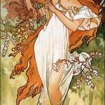 Mucha---Spring