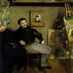 Portrait-of-James-Tissot-Edgar-Degas-1867-68
