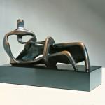 Reclining Figure-Henry Moore-1939