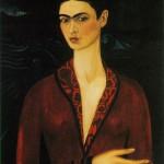 Self-Portrait-Frida-Kahlo-1926