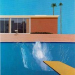 The Bigger Splash-David Hockney-1967