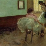 The-Dance-Lesson--Edgar-Degas-1879