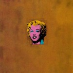 Gold Marilyn Monroe-Andy Warhol-1962