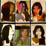 Mick Jagger - Andy Warhol-1975