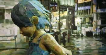 Shintaro Ohata: Sculptural Painting